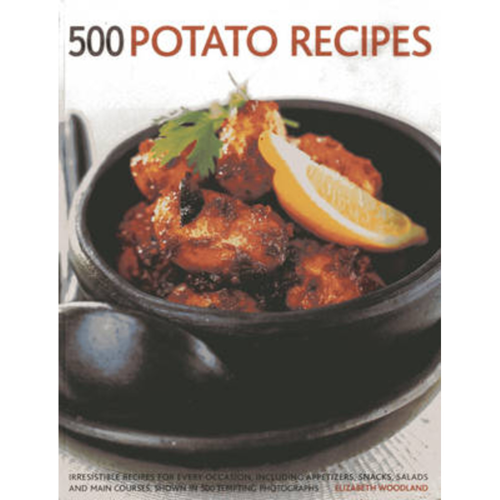 500 Potato Recipes by Woodland; Elizabeth