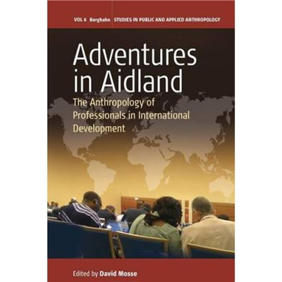 Adventures in Aidland by David Mosse