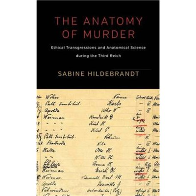 The Anatomy of Murder by Hildebrandt; Sabine
