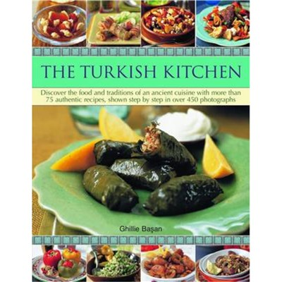 Turkish Kitchen by Basan; Ghillie