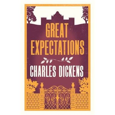 Great Expectations by Dickens; Charles
