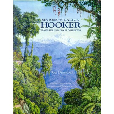 Sir Joseph Dalton Hooker by Desmond; Ray