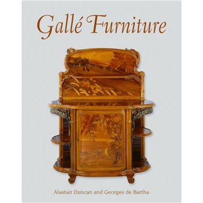 Galle Furniture by Duncan; Alastair|Bartha; Georges de