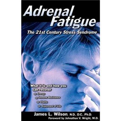 Adrenal Fatigue by James L Wilson
