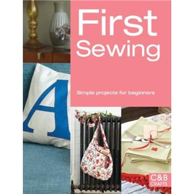 First Sewing by Books; Pavilion