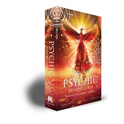 Psychic Reading Cards by Malone; Debbie