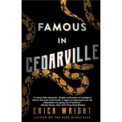 Famous in Cedarville by Wright; Erica