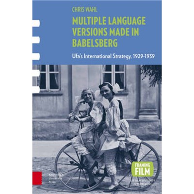 Multiple Language Versions Made in BABELsberg by Wahl; Chris