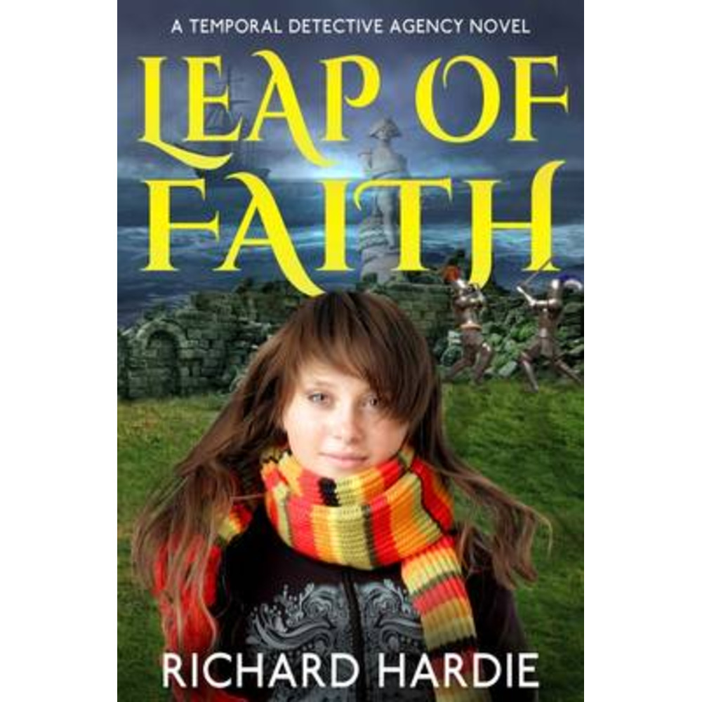Leap of Faith by Hardie; Richard