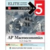 5 Steps to a 5, AP Macroeconomics 2021 Elite Student Edition by Eric Dodge