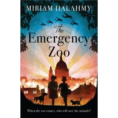 The Emergency Zoo by Halahmy; Miriam