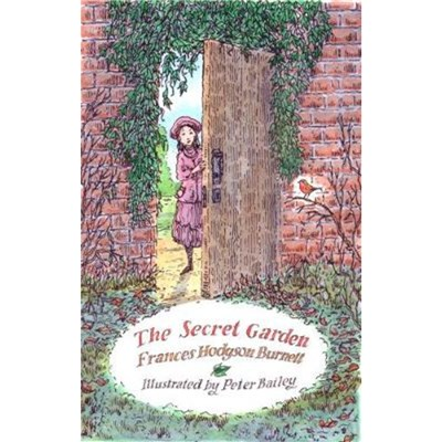 The Secret Garden by Burnett; Frances Hodgson