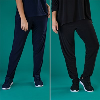 Nicole 2-Pack Pocket Trouser