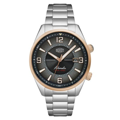 Duxot Gent's Ascensus Automatic Watch with Stainless Steel Bracelet