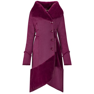 Joe Browns Suedette Coat