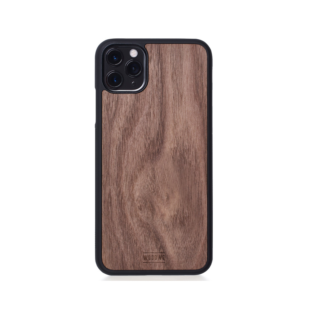 Iphone Case for Protection - Real Wood - Walnut by WoodWe