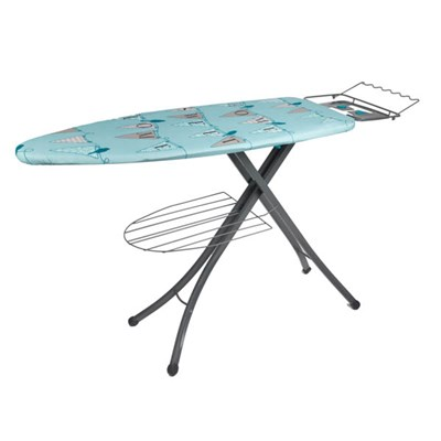 Beldray Ironing Board 126cm x 45cm - Home Bird Print