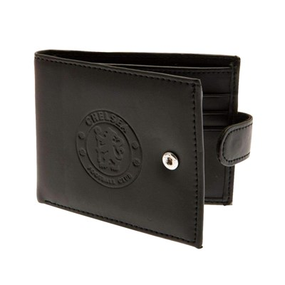 Chelsea FC RFID Embossed Leather Wallet
