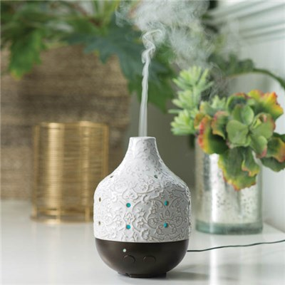 Airome Botanical Large Ultrasonic Diffuser with 10ml Essential Oil
