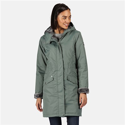 Regatta Women Rimona Waterproof Insulated Hooded Parka Jacket