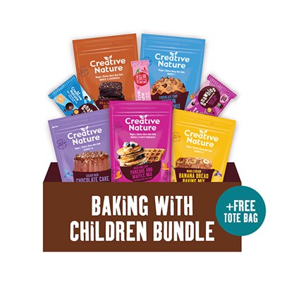 Creative Nature Baking with Children Bundle