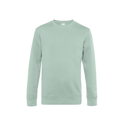 B&C Mens King Crew Neck Sweater