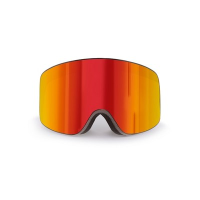 Ski Mask Etna (Red Frame and Revo Red Lens)