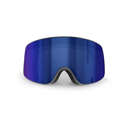 Ski Mask Parbat (Black Frame and Blue Revo Lens)