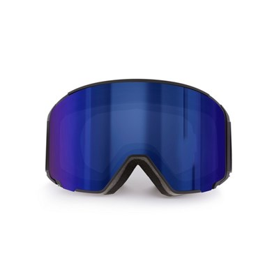 Ski Mask Denali (Black Frame and Blue Revo Lens)
