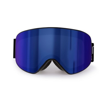Ski Mask Eira (Black Frame and Blue Revo Lens)