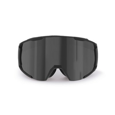 Ski Mask Kalnas (Black Frame and Smoke Lens)
