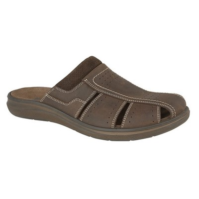 IMAC Mens Casual Mule Sandals