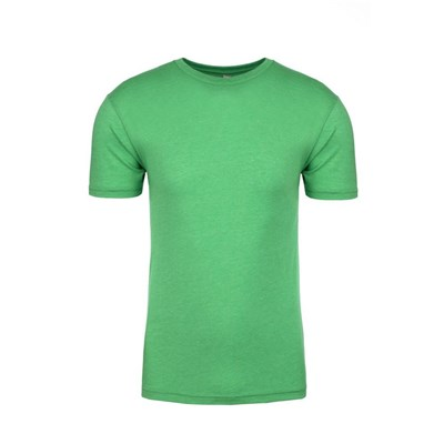 Next Level Mens Tri-Blend Crew Neck T-Shirt