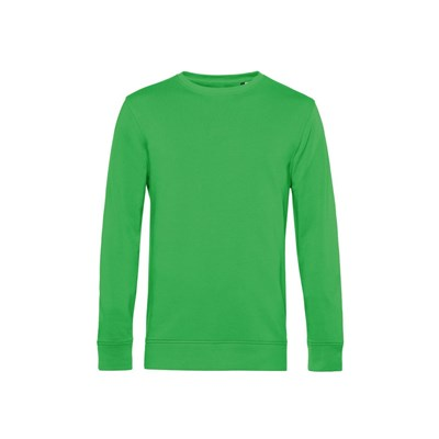 B&C Mens Organic Crew Neck Sweat