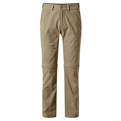 Craghoppers Mens Kiwi Pro II Convertible Trousers