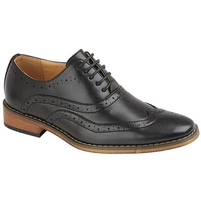 Goor Childrens/Boys 5 Eye Brogue Oxford Shoe