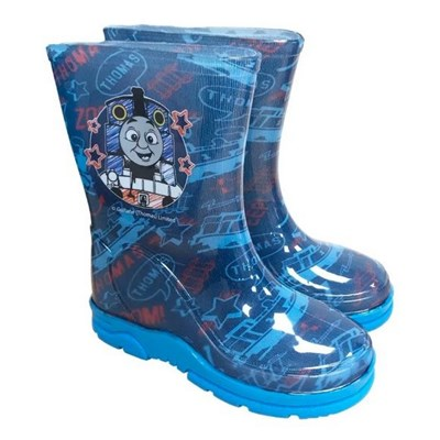 Thomas And Friends Kids Boys Wellington Boots