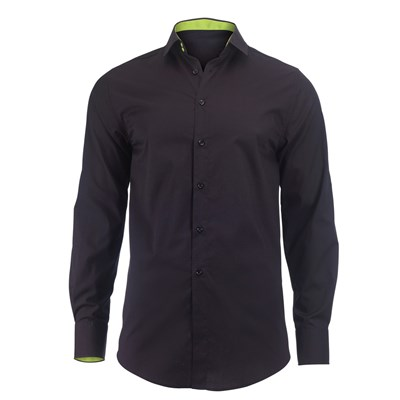 Alexandra Mens Roll Sleeve Hospitality Work Shirt