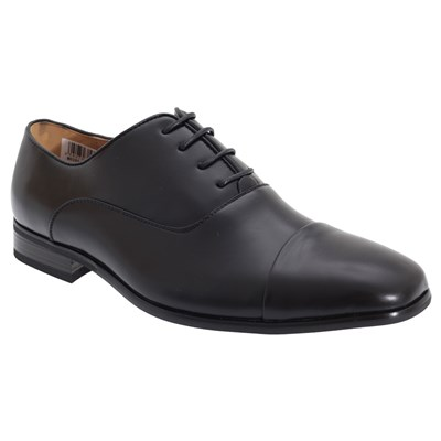 Goor Mens Toe Capped Oxford Shoes