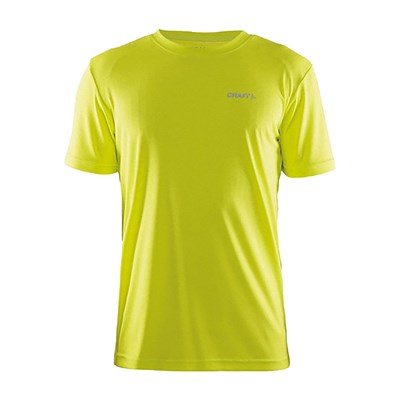 Craft Mens Prime Lightweight Moisture Wicking Sports T-Shirt