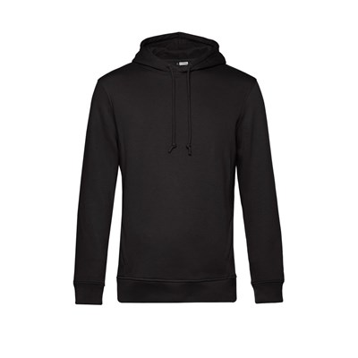 B&C Mens Organic Hooded Sweater