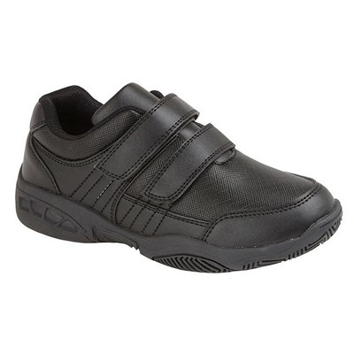US Brass Boys Freddie School Shoes