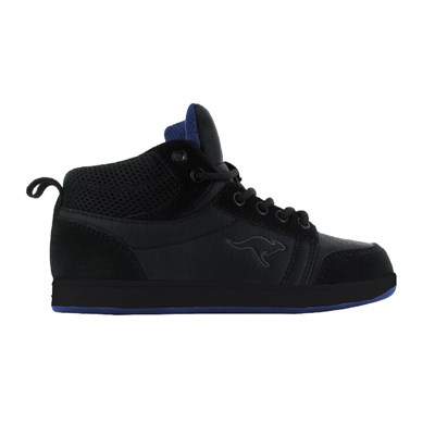 KangaRoos Skye Youths/Boys Low-Top Suede Trainers