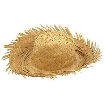 Henbrandt Mens Straw Beachcomber Hat