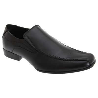 US Brass Mens Raven Twin Gusset Shoes