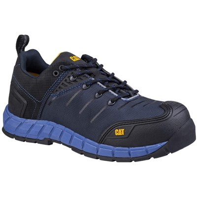 Caterpillar Mens Byway Lace Up Safety Trainer