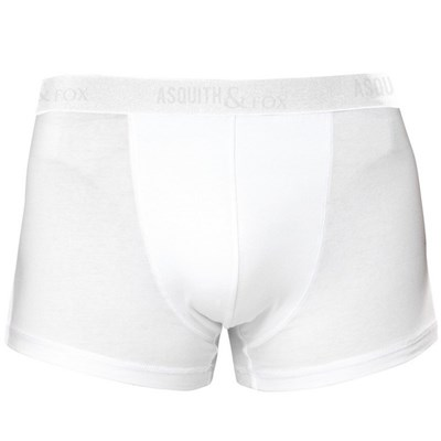 Asquith & Fox Mens Shorty Boxer Briefs/Underwear (Pack Of 2)