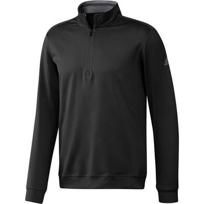 Adidas Mens Classic Club Zip Sweater