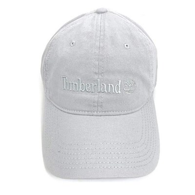 Timberland Mens Classic Leather Strap Baseball Cap