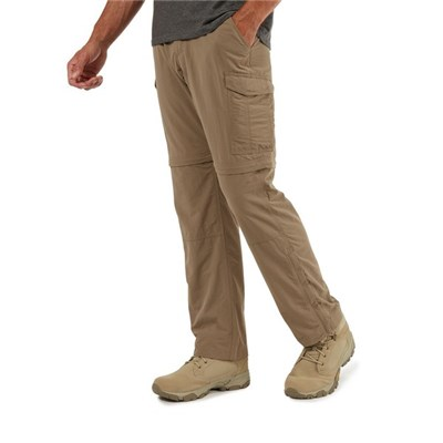 Craghoppers Mens NosiLife Convertible II Trousers